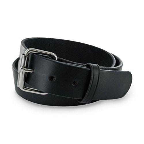 """Hanks AMA2725 Enforcer Belt - 1.75"""" - Black - 58"""