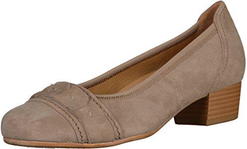 Gabor25.434.12 - Zapatos de Tacón Mujer Beige