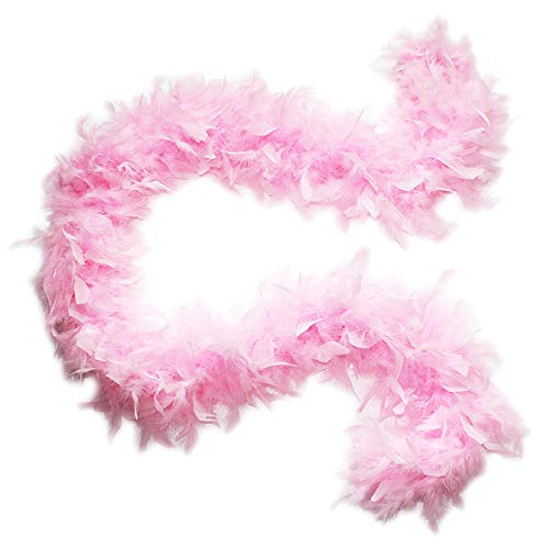 Baby Pink Boa - Cynthia's Feathers 80g 72