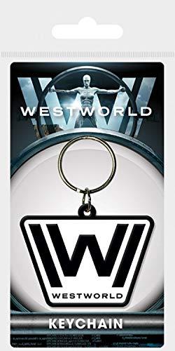 4 1art1® 6 Logo Westworld clés Porte Cm X xqrqfYAz