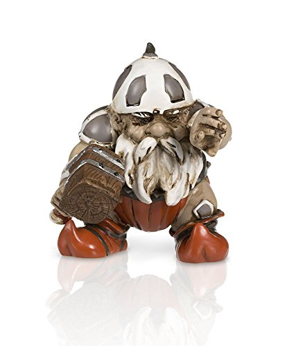 """Gnome 4: Garden Battle Gnome With Hammer 4"""""""