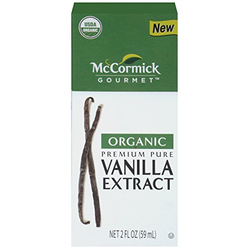 Price comparison product image McCormick Gourmet Organic Vanilla Extract Pure, 2 fl oz