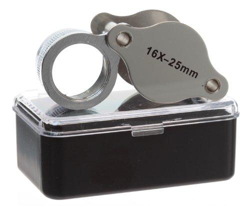 UPC 706569052992, SE - Loupe - Metal Body, 16x, 25mm - MJ382516C