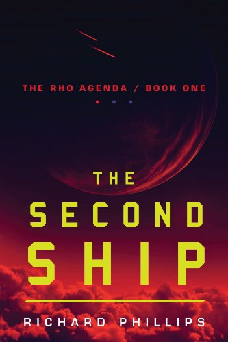 The Second Ship by Richard Phillips ebook deal