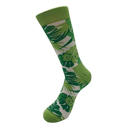 URIBAKE Unisex Casual Cotton Soft Socks Fashion Mens Women Soft Socks