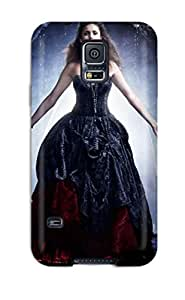 Luckmore Case For Galaxy S5 With Nice Vampire Diaries Season 4 Appearance