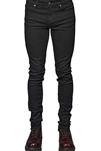 Lip Service Rockers (Lip Service Gothic EMO Punk Rocker Pegged Black Skinny Jeans Pants (36))