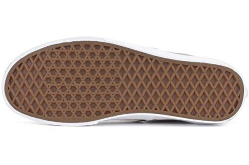 Vans - Zapatillas de deporte de tela unisex (c l) frost gra
