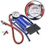 Pillix New Imported Portable High Pressure Foot Air Pump Heavy Compressor Cylinder Car travel size pump
