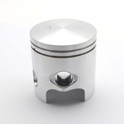 YunShuo Piston w/ Ring Set 47mm 10mm Wrist Pin for 70cc Big Bore Minarelli 1PE 40QMB by YunShuo (Image #5)