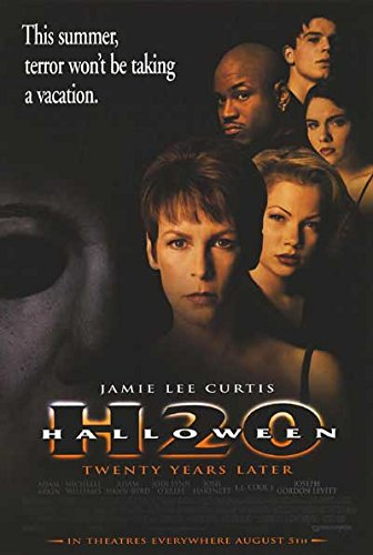 (Halloween H20: 20 Years Later - Authentic Original 27