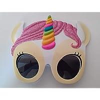 Máscara Óculos De Unicórnio Festas