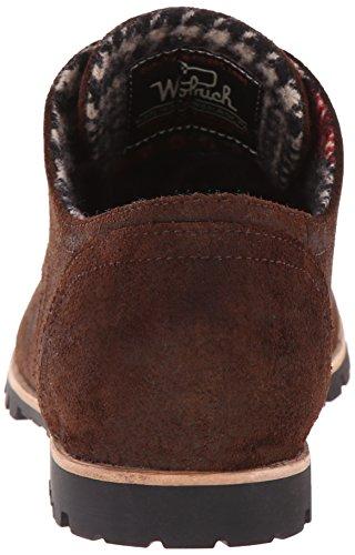 Lana Womens Adams Lana Oxford Java Leather