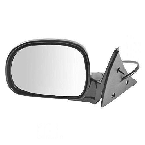 - Power Side View Mirror Folding Driver Left LH for Blazer S10 Jimmy Bravada