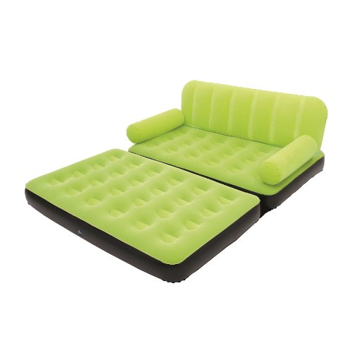 Bestway Multi Max Inflatable Couch Green product image