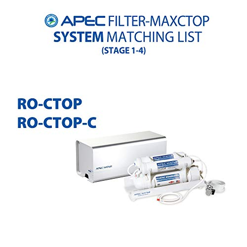 Apec Filter Maxctop Us Made 90 Gpd Complete Replacement