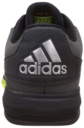 Train Low Jaune Homme Sneaker Crazy Gris Boost Fluo Top adidas qCwTZtS