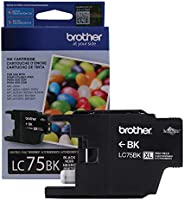 Brother LC75BK High Yield Ink Cartridge