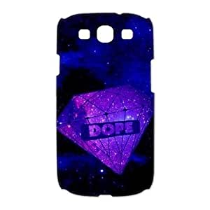 CTSLR Design Simply Dope Couture Hard Case Cover Skin for Samsung Galaxy S3 I9300-1 Pack -4