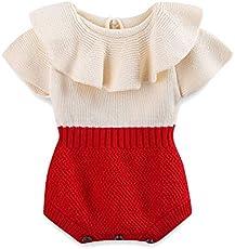 9be95ae18cf Mud Kingdom Crochet Romper for Baby Girl ...