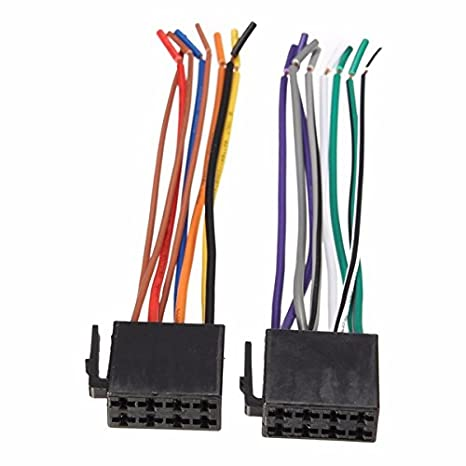 JenNiFer Universal Wire Harness Adapter Connector Cable ... on