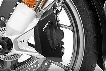 Motorrad Vorderseite Bremssattel-Abdeckungs-Schutz-Schutz Sch/ützen F/ür B-M-W R1200GS LC//Adventure R1200R LC R1200RS LC R1200RT LC Schwarz