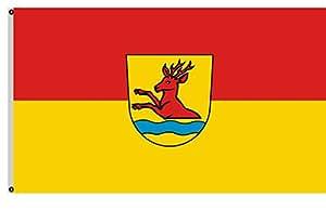 Flylife grande Oberstenfeld (región Stuttgart) paisaje bandera 3x 5ft banenr
