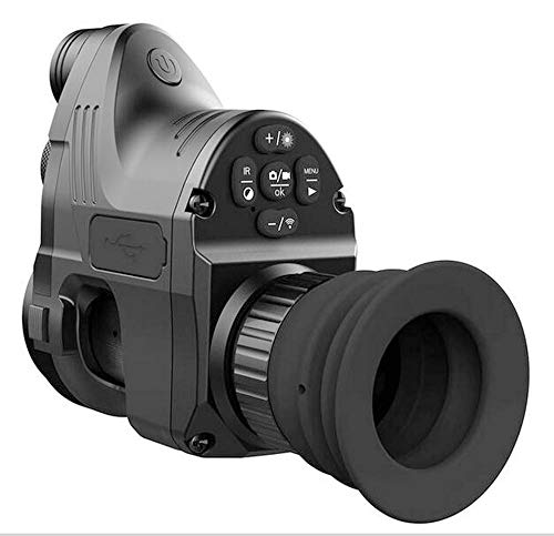 Pixel Resolution Camera - Infrared (IR) Thermal Imager & Visible Light Camera with IR Resolution 3600 Pixels & Temperature Range from -20~300°C, 6Hz Refresh Rate Best Waterproof Infrared Technology Thermal Imaging Camera Digit