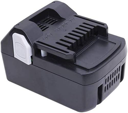 BSL 1815/X WH 18DBDL 330139 33055 WH 18DSL Power Smart/® Li-Ion 18/V 4000/mAh Batterie pour Hitachi R 18DSL 330067 WR 18DSDL WH 18DSAL WM 18DBL WH 18DSDL WR 18DBDL 330068 BSL 1830 RB 18DSL WR 18DSHL
