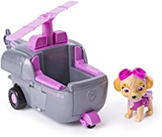 Paw Patrol, Skye?s Transforming Helicopter with Flip-Open Turbines, for Ages 3 & Up