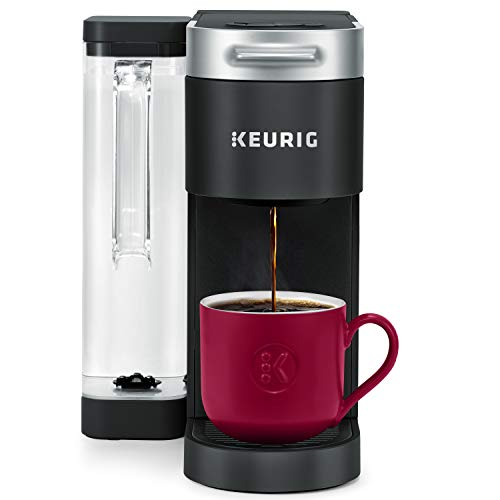 Keurig K-Supreme Coffee Maker, Single Serve K-Cup Pod Coffee Brewer, With MultiStream Technology, 66 oz Dual-Position…
