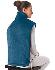 Ontel Thermapulse Relief Wrap Extra-Long Heat Wrap, Various Colors