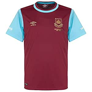 2015-2016 West Ham Home Football Shirt (Kids)