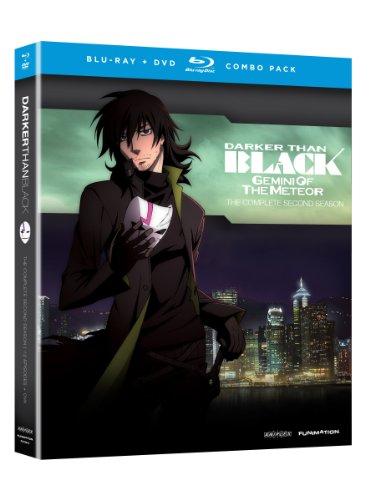Darker Than Black: Complete Season 2 Box Set (Blu-ray/DVD Combo)