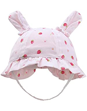 Newborn Boy and Girl Summer Hats Baby Sun Hats Toddler hat 0-12M