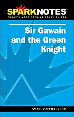 Amazon spark notes sir gawain and the green knight spark notes sir gawain and the green knight study guide edition fandeluxe Image collections