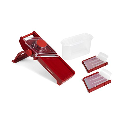 KitchenAid Mandoline Slicer, Red