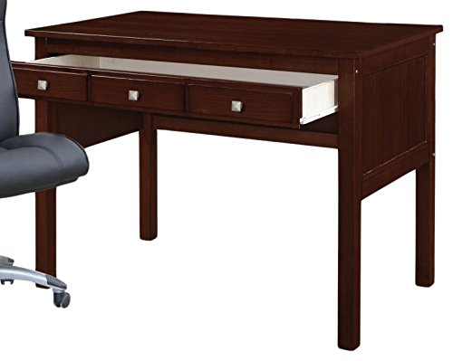 Donco Kids Study Desk, Dark Cappuccino by Donco Kids