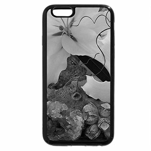 iPhone 6S Case, iPhone 6 Case (Black & White) - Inspirations From Nature