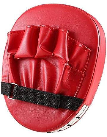 Hrph Arts Martiaux Boxe Target Poin/çonnage Cible Pied Taekwondo Boxe Sanda Pad Arqu/ée Target Main