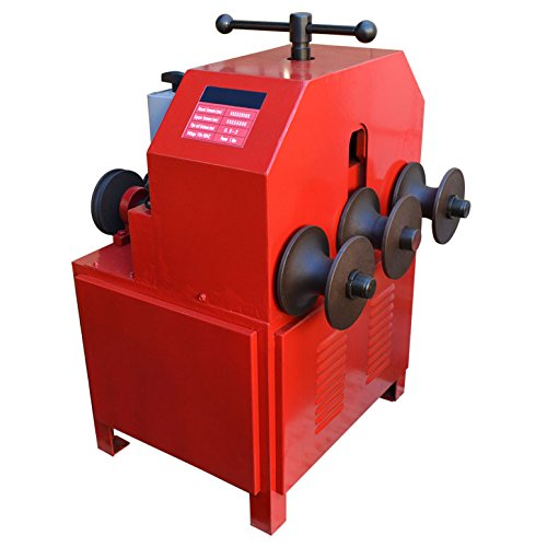 Electric Pipe Tube Bender Multi Function 9 Round & 8 Square Dies with Cover from DBM IMPORTS