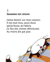 Moi, Thérèse Miaou : Pas touche à mon coussin ! par Gérard Moncomble
