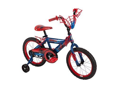 Huffy Spider-Man 16 Bike [並行輸入品] B06XFQ4N6J