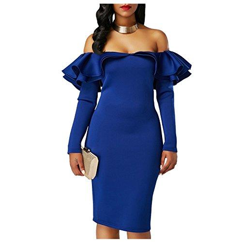 Vestidos De Fiesta Ropa De Moda 2017 Largos Cortos Sexys Para Mujer y Noche Elegantes Casuales VE0067 at Amazon Womens Clothing store: