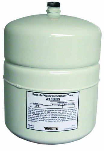 (Watts DET-5 2.1 G Potable Water Expansion Tank for 50-Gallon Water Heaters)