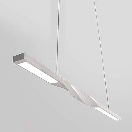 HONGOU LIGHT 12W LED lámpara Colgante Oficina Cool luz ...