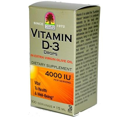 Natures Answer Liquid Vitamin 4000Iu