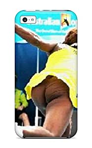 New CIDdOIW1836YKdjf Venus Williams Tennis Skin Case Cover Shatterproof Case For Iphone 5c