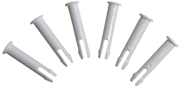 intex small frame pool joint pins 6 pack