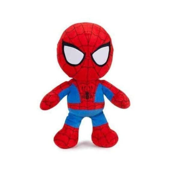 BTC Soft Plush Spider Man Cartoon Characters Soft Toy for Kids (Size-62 cm)